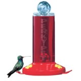 Hummingbird Feeder for window