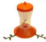 Oriole Feeder with Green branch style perches