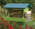 GGRANCH3 Going Green Large Ranch with Suet Feeder
