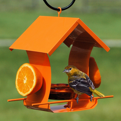 WL35319 Woodlink Metal Oriole Feeder